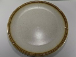 Vintage PROVINCIAL by MIKASA STONEWARE Whole Wheat Large DINNER PLATE 10... - $7.91