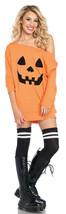 Women/Teen's Orange Halloween Pumpkin Dress/by Leg Avenue™ - $34.95