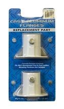 Pool Ladder Flanges- Cast Aluminum BS35971 - $19.67