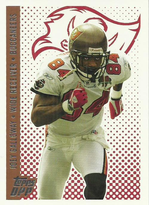 2006 Topps Draft Picks and Prospects #87 Joey Galloway