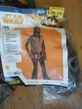 New Disney Star Wars Costume - Chewbacca Chewy Wookie - Sz Lg 10-12 Yout... - $13.85