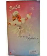 Winters Reflection Barbie Doll Blonde Hair 2002 Mattel No.55682 Free Shi... - $18.80