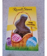 Russell Stover Solid Milk Chocolate Bunny Rabbit 1.3oz - $11.83