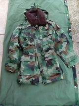Federal Yugoslav Army (Vojska Jugoslavije) M-93 camouflage winter jacket - $149.99