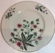 Lenox Country 1-Salad Plate W-302 Garden Pattern - $12.86