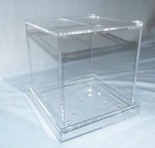 Clear Plexiglass Terrarium Acrylic Terrarium Transparent Planter Green H... - $57.56 CAD