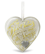 Hallmark: Happy Anniversary! - Keepsake Ornament - Includes 4 Charms - UNDATED - $17.03