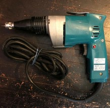 Makita Drywall Screwdriver 3.5amp 9-4000 Rpm Model 6801DBV - $24.74