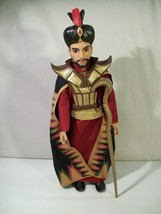 "DISNEY ALADDIN LIVE ACTION MOVIE JAFAR AGRABAH 11"" DOLL HASBRO 2018 - $24.45"