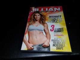 Jillian Michaels Beginner Shred DVD 3 20-Minute Workouts Fitness Exercis... - $6.92