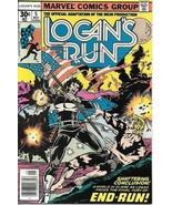 Logan's Run Movie Comic Book #5 Marvel 1977 NEAR MINT NEW UNREAD - $3.99