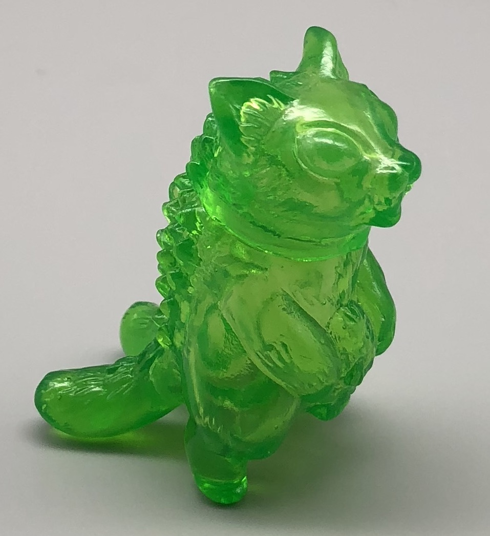 Max Toy Clear Green Micro Negora