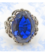 HAUNTED DJINN RING OOAK OFFER ONLY THE ROYAL BL... - $2,300.77