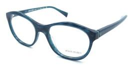 Alain Mikli Rx Eyeglasses Frames A03038 4025 50-17-140 Petrol Dot Made in Italy - $147.00