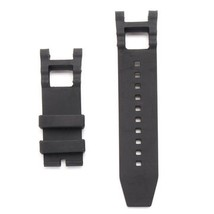 28mm Rubber Black Watch Band For Invicta Subaqua Noma With Repair Tool - $17.23