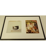 Fleetwood Mac Framed 12x18 Rolling Stone Cover Display - $65.09