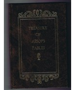 ORIGINAL Vintage 1973 Treasures of Aesop's Fables Hardcover Book - $24.74