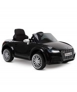 Audi 12-Volt Battery-Powered Ride-On 2 Speed Reverse Music Kids Toy Present  - $215.00