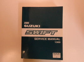 2000 Suzuki Swift 1300 Service Repair Shop Manual Factory Oem New 00 Book X - $247.50