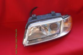 99-01 Audi A4 Sedan Avant HID XENON Headlight Lamp Driver Left LH image 4