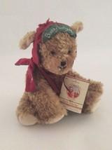 "HALLMARK Bunnies by the Bay BUDDY HOLLYDAY THE PUPPY DOG 10"" Christmas p... - $7.69"