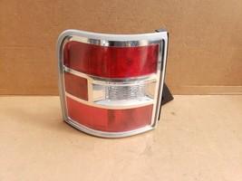 09-11 Ford Flex Taillight Combination Brake Light Lamp Driver Left LH (NON LED) image 1