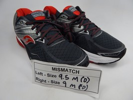 MISMATCH Saucony Ride 9 Men's Shoes Size 9.5 M (D) Left & 9 M (D) Right