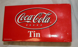 Coca Cola Brand Soda Tin # 8632, Images by Pamela C. Renfroe 1991, USA - $13.78