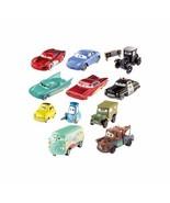 Disney Pixar Cars 2016 Radiator Springs Fundido Coleccion Mater Sally Ma... - $9.88+