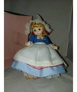 Madame Alexander 591 Netherlands Girl 7 1/2 in Doll Vtg International Do... - $21.99
