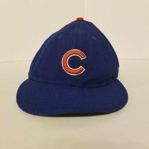 New Era Chicago Cubs 59Fifty Fitted Hat Size 7 3/4 - $12.20