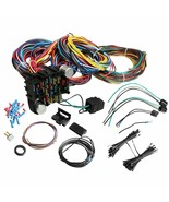 For CHEVY MOPAR FORD JEEP HOTRODS Universal 21 Circuit Wiring Harness - $185.99