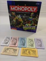 L@@K MONOPOLY REPLACEMENT CASH MONEY TEENAGE MUTANT NINJA TURTLES GAME P... - $5.00