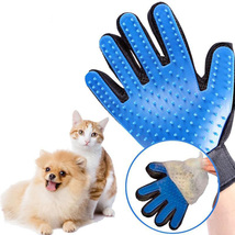 Pet Bath Groom Washing Cleaning Massage Glove for Gentle Efficient Pet D... - $15.73