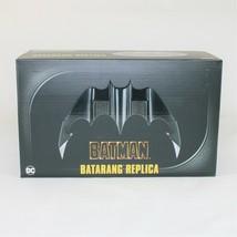 Neca DC Batman Batarang 1989 Batman Movie Prop Replica with Stand - $28.49