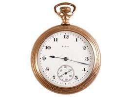 FREE SHIP: Antique Vintage Working Elgin Pocket Watch - Elgin National W... - $135.58