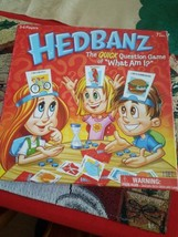 Spin Master Hedbanz Second Edition What Am I? Board Game - $58.99
