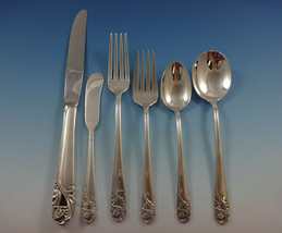 Spring Glory by International Sterling Silver Flatware Service 8 Set 57 Pieces - $2,650.00