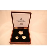 1492-1992 Discovery of America Proof Gold 3 Coin Set OGP 1/2 oz of Gold - $1,366.20