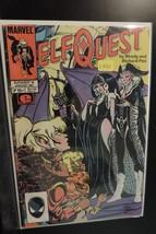 #18 Elf Quest 1987 Marvel Comic Book D888 - $3.36