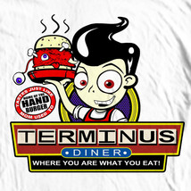 TERMINUS The Walking Dead T-shirt zombie TV show 100% cotton graphic tee image 2