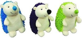 Ethical Pets Gigglers Hedgehog Dog Toy, 6.5-Inch, Assorted - £10.24 GBP