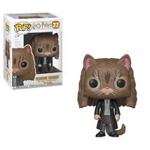 Harry Potter Movies Hermione as a Cat Vinyl POP! Figure Toy #77 FUNKO NE... - $12.55