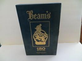 Jim Beam Velvet Lined Decanter Case 180 Months - $10.00