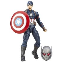 Marvel 6-inch Legends Series Captain America Action Figure  - $66.00