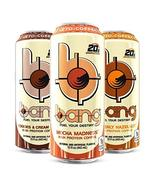 Bang Keto Coffee 15 Ounce Cans (3 Flavor Sampler) - $24.74