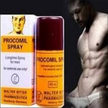 GERMANY PROCOMIL Mens Sx 45 ml DLAY SPRAY Last Long STAMINA Improve PERF... - $48.70
