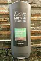 Rare Dove Men + Care Sensitive Skin Shield Body Wash Micro Moisture 13.5oz - $24.99