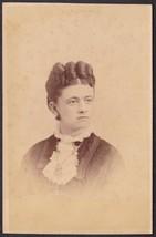 Sarah Potter Chappel - Antique Cabinet Photo - $17.50