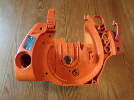 Husqvarna 445 Chainsaw Engine Housing w/ Oil Tank - OEM - $59.95